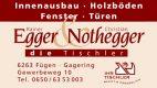 Egger Nothegger Tischlerei