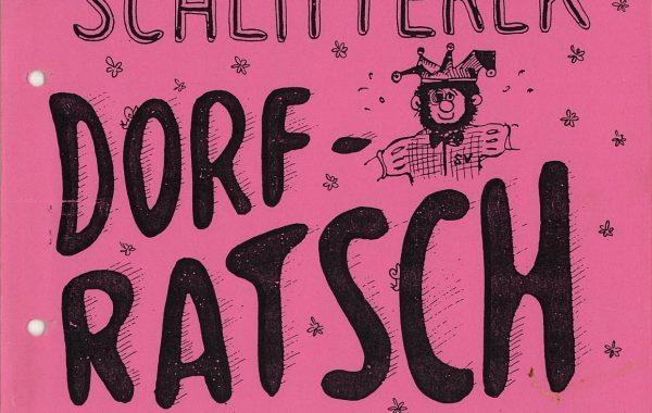Dorfratsch 1998 ONLINE