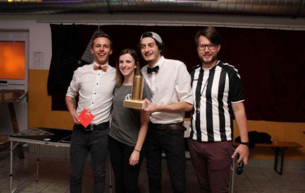 Beer Pong Turnier 01.02.2020