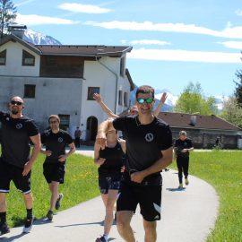 Team Zawos? beim Wings for Life – World Run
